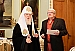 For the project's implementation, the ruler of the Ukrainian Orthodox Church, Patriarch Filaret awarded Sergey Melnikoff with the Order of St. Volodymyr Equal-to-the-Apostles, II degree.  July 22, 2019